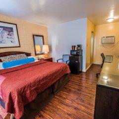Отель Hollywood Downtowner Inn США, Лос-Анджелес - отзывы, цены и фото номеров - забронировать отель Hollywood Downtowner Inn онлайн комната для гостей фото 5