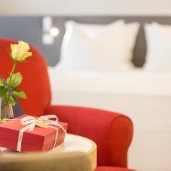 Small Luxury Hotel Goldgasse Зальцбург в номере