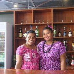SSS Manhao Hotel Вити-Леву гостиничный бар