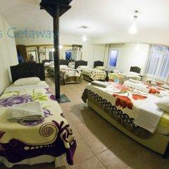 Отель Atilla's Getaway питание
