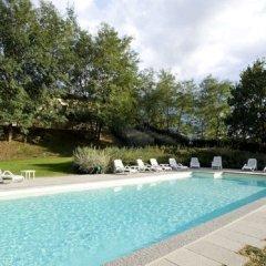 Отель Agriturismo Petrognano Реггелло бассейн