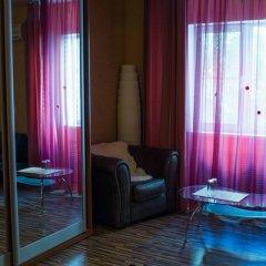 Сакура Отель 4* Стандартный номер с двуспальной кроватью фото 9