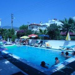 Ekin Hotel Мармарис бассейн