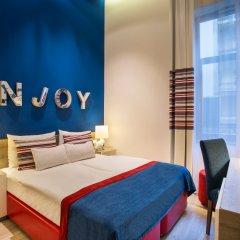 Отель Estilo Fashion Будапешт комната для гостей фото 4