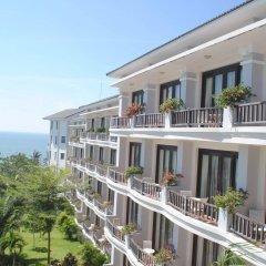 Отель Lotus Muine Resort & Spa Вьетнам, Фантхьет - отзывы, цены и фото номеров - забронировать отель Lotus Muine Resort & Spa онлайн балкон