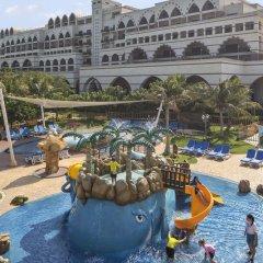 Отель Jumeirah Zabeel Saray Royal Residences детские мероприятия фото 2