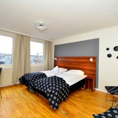 Отель Sandnes Vandrerhjem Норвегия, Санднес - отзывы, цены и фото номеров - забронировать отель Sandnes Vandrerhjem онлайн комната для гостей фото 2