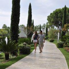 Susesi Luxury Resort Турция, Белек - 11 отзывов об отеле, цены и фото номеров - забронировать отель Susesi Luxury Resort - All Inclusive онлайн приотельная территория фото 2