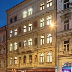 Отель Salvator Boutique Прага вид на фасад фото 2