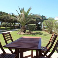 Отель Villas Yucas Испания, Кала-эн-Форкат - отзывы, цены и фото номеров - забронировать отель Villas Yucas онлайн балкон