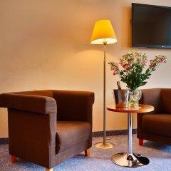 Hotel Focus Lodz интерьер отеля