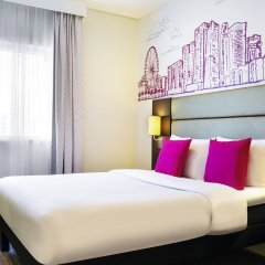 Отель ibis styles Sharjah Hotel ОАЭ, Шарджа - отзывы, цены и фото номеров - забронировать отель ibis styles Sharjah Hotel онлайн комната для гостей фото 5