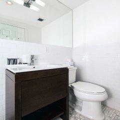 Отель East Village Hotel США, Нью-Йорк - отзывы, цены и фото номеров - забронировать отель East Village Hotel онлайн ванная