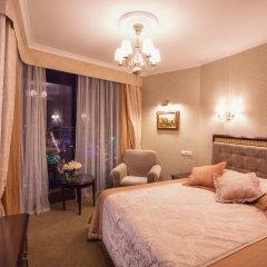 Отель Высоцкий Екатеринбург комната для гостей фото 3