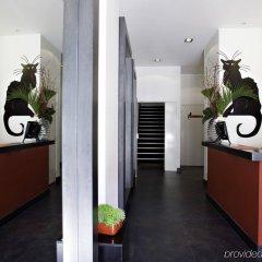 Le Chat Noir Design Hotel интерьер отеля
