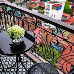 Acoustic Hotel & Spa балкон