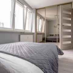 Отель Chill Apartments City Center Польша, Варшава - отзывы, цены и фото номеров - забронировать отель Chill Apartments City Center онлайн комната для гостей фото 3