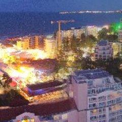 Отель Kuban Resort & AquaPark Болгария, Солнечный берег - отзывы, цены и фото номеров - забронировать отель Kuban Resort & AquaPark онлайн пляж фото 2