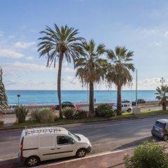 Отель Galets d'Azur Promenade des Anglais Франция, Ницца - отзывы, цены и фото номеров - забронировать отель Galets d'Azur Promenade des Anglais онлайн парковка