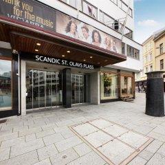 Отель Scandic St Olavs Plass Норвегия, Осло - 2 отзыва об отеле, цены и фото номеров - забронировать отель Scandic St Olavs Plass онлайн фото 2