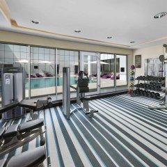 Отель Courtyard by Marriott Riyadh Olaya фитнесс-зал фото 2
