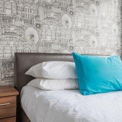 Отель Bright Family Home in Primrose Hill Великобритания, Лондон - отзывы, цены и фото номеров - забронировать отель Bright Family Home in Primrose Hill онлайн комната для гостей фото 4