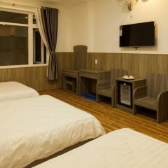 Отель Dalat Holiday Далат комната для гостей фото 2