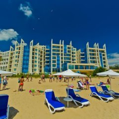 Blue Pearl Hotel- Ultra All Inclusive пляж фото 2