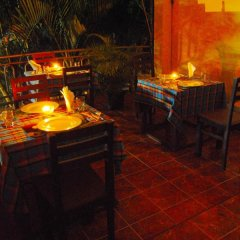 Отель La Saman Villa питание фото 3