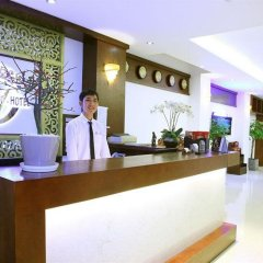 Rainbow Hotel интерьер отеля фото 2