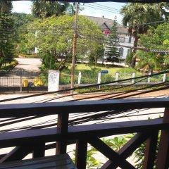 Отель Pangkham Lodge балкон