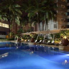 Отель InterContinental Kuala Lumpur Малайзия, Куала-Лумпур - 1 отзыв об отеле, цены и фото номеров - забронировать отель InterContinental Kuala Lumpur онлайн бассейн