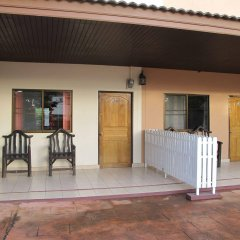 Отель Baan Tong Tong Pattaya балкон