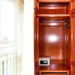 Hotel Albero сейф в номере