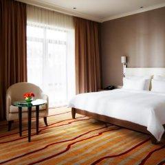 Гостиница Courtyard Marriott Sochi Krasnaya Polyana 4* Стандартный номер разные типы кроватей фото 6