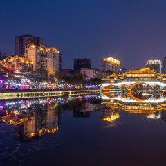 Отель Holiday Inn Chengdu Oriental Plaza фото 3
