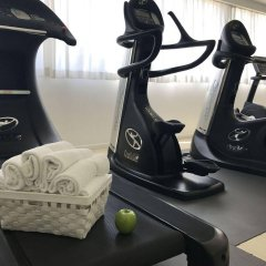 Отель Holiday Inn Rome- Eur Parco Dei Medici фитнесс-зал фото 3