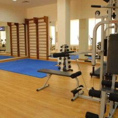 Ани Плаза Отель фитнесс-зал фото 4
