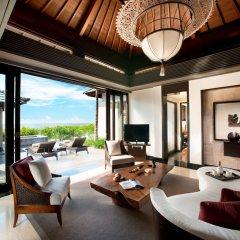 Отель Banyan Tree Ungasan сауна