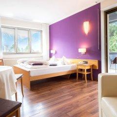 Отель Residence Flora Италия, Меран - отзывы, цены и фото номеров - забронировать отель Residence Flora онлайн комната для гостей фото 5