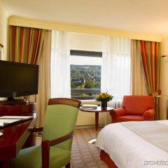 Отель InterContinental Frankfurt комната для гостей фото 4