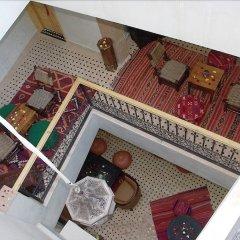 Отель Riad Mellouki Марокко, Марракеш - отзывы, цены и фото номеров - забронировать отель Riad Mellouki онлайн комната для гостей фото 5