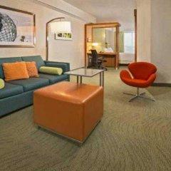 Отель SpringHill Suites by Marriott New York LaGuardia Airport США, Нью-Йорк - отзывы, цены и фото номеров - забронировать отель SpringHill Suites by Marriott New York LaGuardia Airport онлайн комната для гостей фото 5