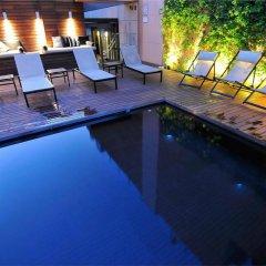 Hotel EuroPark бассейн