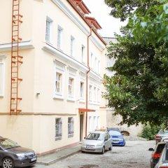 Отель Rotušes Apartments Литва, Вильнюс - отзывы, цены и фото номеров - забронировать отель Rotušes Apartments онлайн парковка