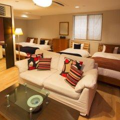 Отель Seaside Twins Momochi Фукуока комната для гостей фото 4