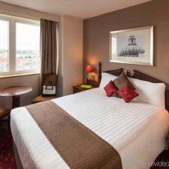 Отель Ibis Earls Court Лондон комната для гостей