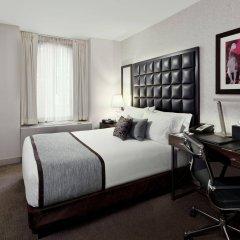 Отель Distrikt Hotel New York City, Tapestry Collection by Hilton США, Нью-Йорк - отзывы, цены и фото номеров - забронировать отель Distrikt Hotel New York City, Tapestry Collection by Hilton онлайн комната для гостей фото 3