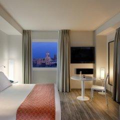 Отель NH Collection Madrid Suecia Испания, Мадрид - 1 отзыв об отеле, цены и фото номеров - забронировать отель NH Collection Madrid Suecia онлайн комната для гостей
