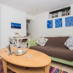 Апартаменты 1 Bedroom Apartment in City Centre Брайтон комната для гостей фото 4